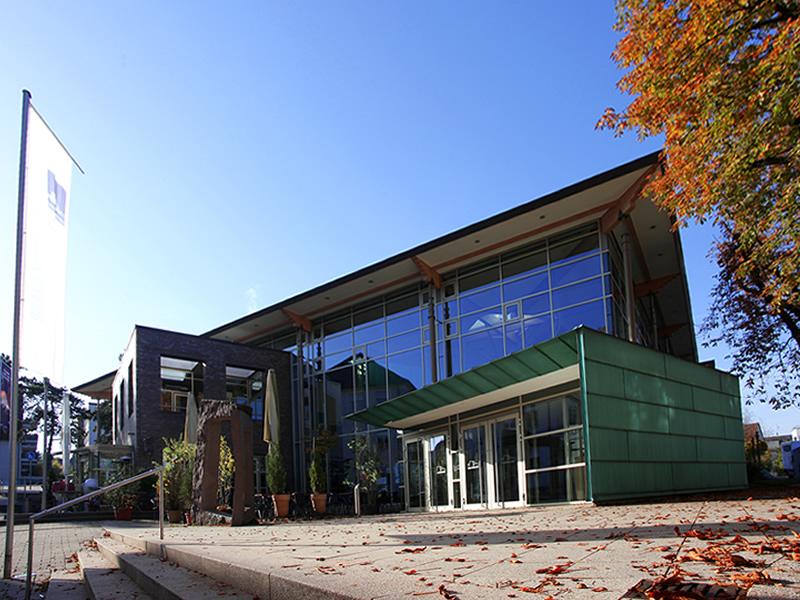 Öffentlicher Bau Künkelinhalle Schorndorf