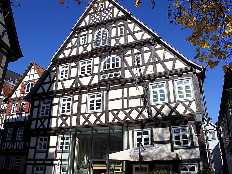 Altbausanierung Umbau Pfauen Schorndorf
