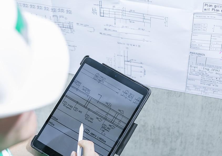 Job Bauingenieur Plus