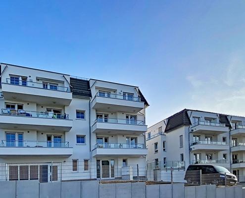 Geschosswohnungsbau Oberbettringerstr Schwäbisch Gmünd