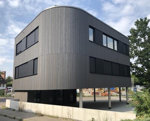 Industriebau Architekturbüro Kary Waiblingen