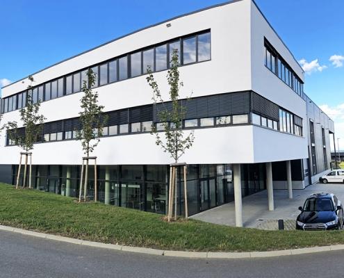 Industriebau Biedermann Albershausen