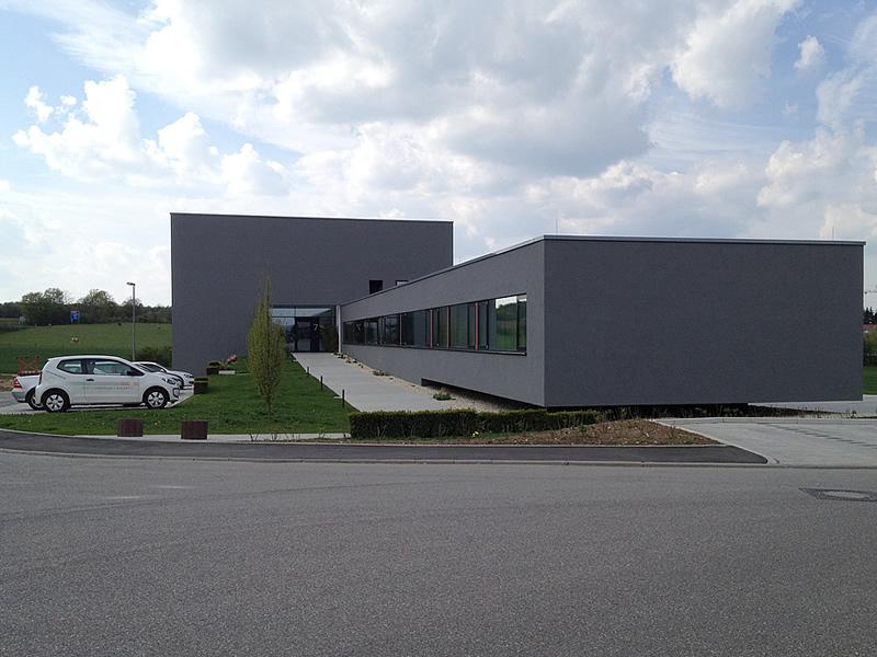 Industriebau GeoData AA-Westhausen