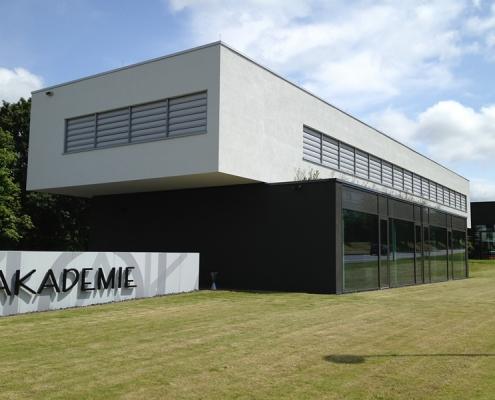 Industriebau Scholz Akademie Endersbach