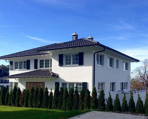 Privater Wohnungsbau Familie Benz Heubach