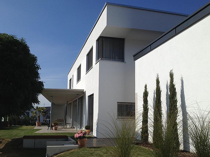 Privater Wohnungsbau Familie Bläse Bargau
