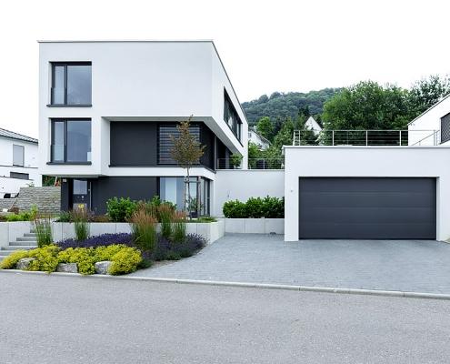 Privater Wohnungsbau Familie Mezger Heubach