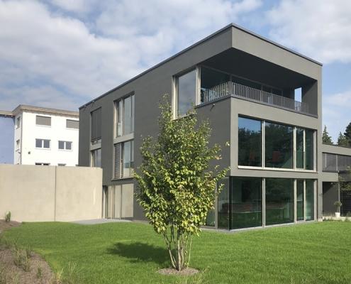 Privater Wohnunsbau EFH in Hegnach