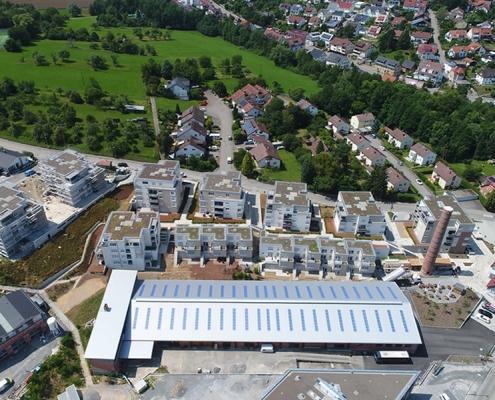 Wohnanlage Weissach