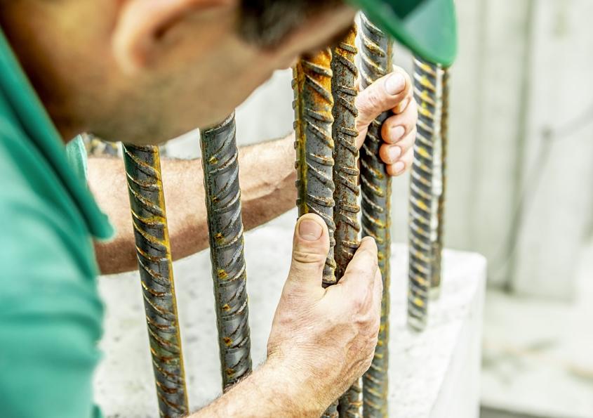 Stellenangebot Stahlbauer